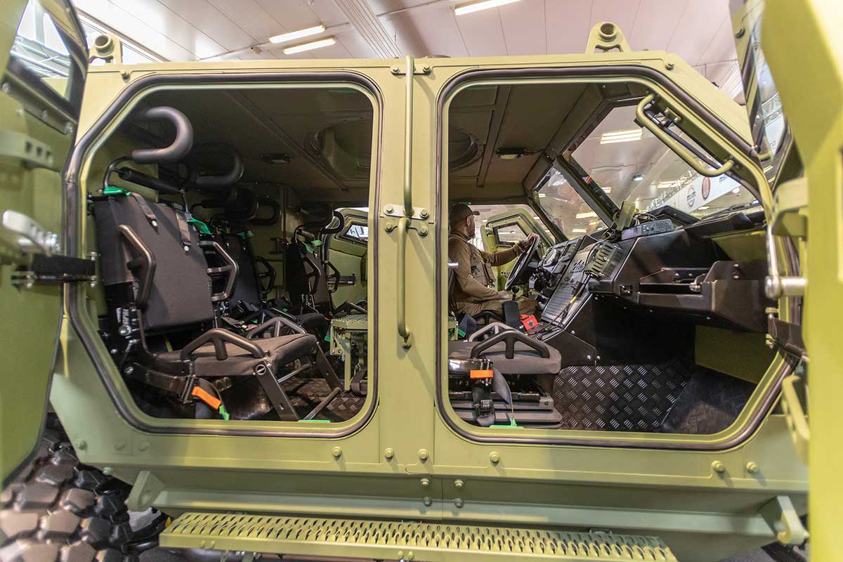 Zetor-Engineering-Presents-Its-Tactical-Vehicles-GERLACH-and-FOX-at-IDEB-2018-3