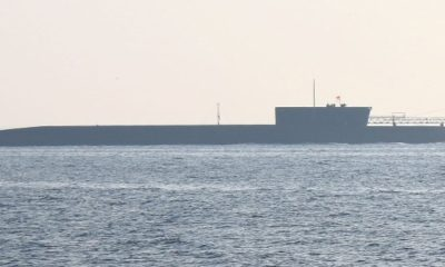 Bulava ICBMs Were Test Fired from the Yury Dolgorukiy Submarine