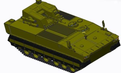 KMDB Unveils Its New BMP-U IFV