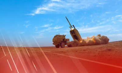 Lockheed Martin Has Been Awarded a GMLRS Contract