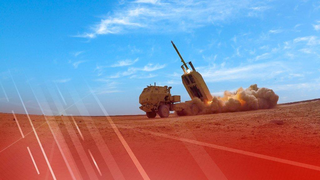 Lockheed Martin Has Been Awarded a GMLRS Contract