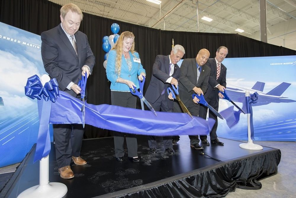 New Manufacturing Facility of Lockheed Martin in Florida