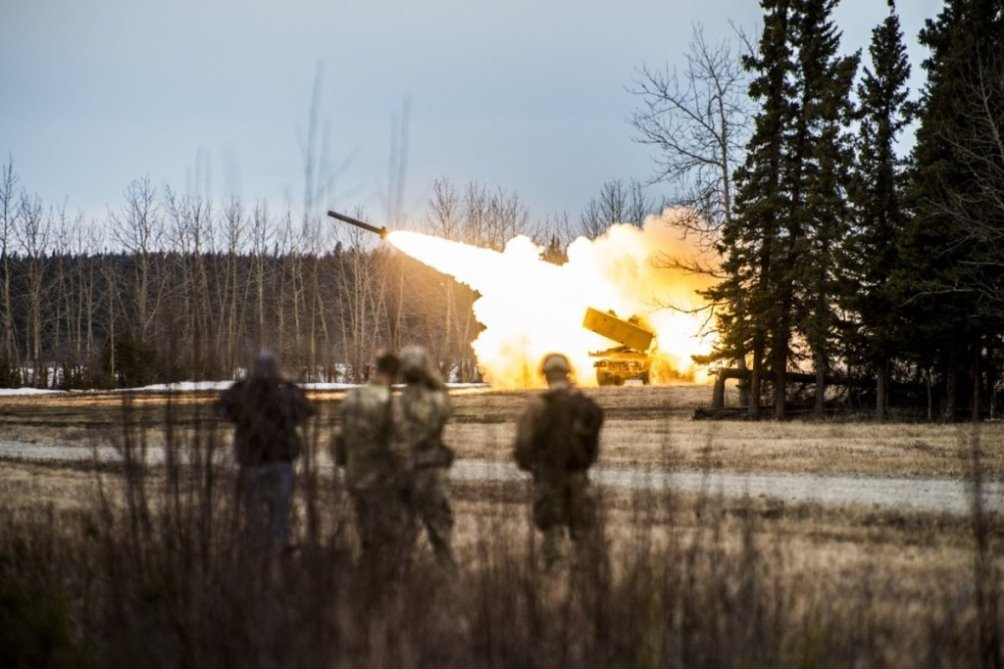 The First of Four Red Flag-Alaska Exercises Scheduled for 2018 Was Held