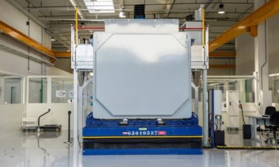 The First Sea Fire Radar of Thales for the FTI Frigates Enters Production