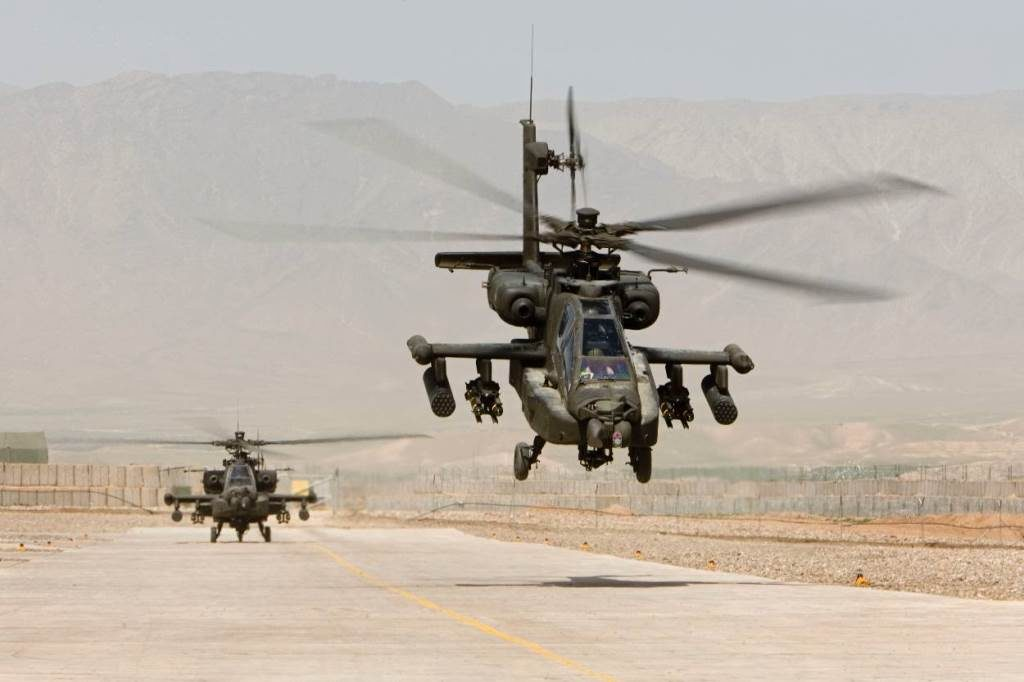 The Netherlands Will Rebuild Its AH-64D Fleet to the AH-64E Standard - Kuwait buys Apache helicopters