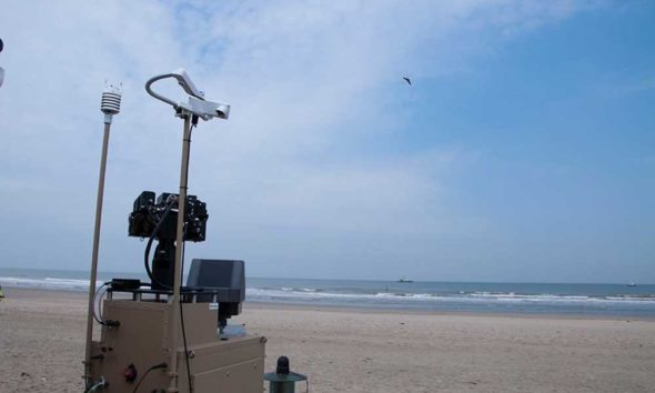 Nieuwpoort Hosted a Demonstration of SafeShore Developed in Partnership with OPTIX, Bulgaria