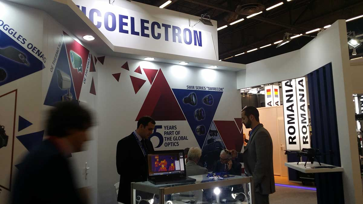 Opticoelectron Will Show its Best Products at Eurosatory in Paris