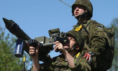 Estonia Enhances Its Air Defence Capability