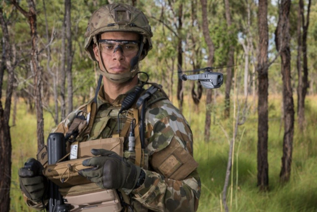 FLIR Systems Reveal Its New Black Hornet 3 Nano-UAV