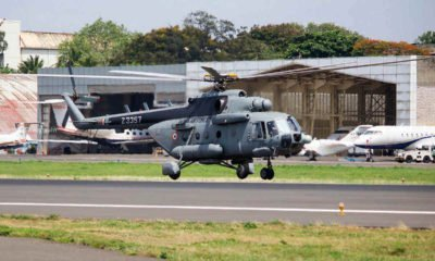 India Has Received Repaired Mi-17-1V Helicopters