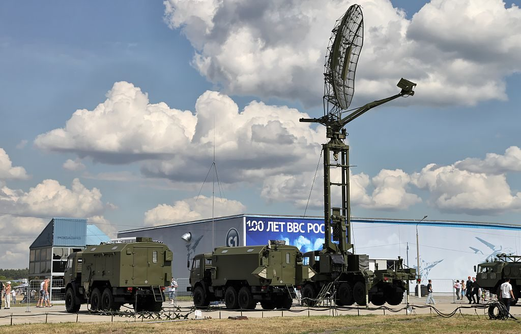 Kasta 2-2 Radar Has Been Delivered to the Russian Central MD