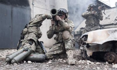 NDMA Places a Second Order for Saab's Carl-Gustaf Ammunition