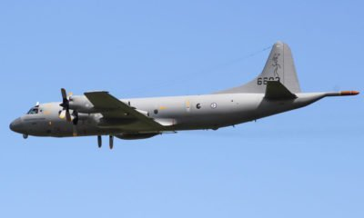 P-3 Orion Maintenance Contract Awarded to IMP Aerospace by the NDLO