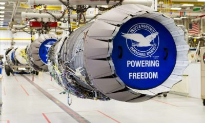 Pratt & Whitney Received a $2 Billion F135 Delivery Contract
