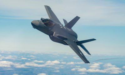 Raytheon Will Develop the F-35 Next-Generation DAS