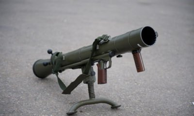 US Government Ordered Carl-Gustaf Ammunition from Saab