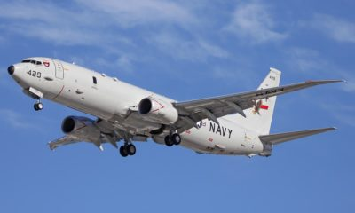 Four Boeing P-8A Poseidons Will Replace the P-3K Orions of New Zealand