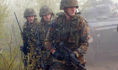 If Approved All Europeans Will be Able to Serve in the Bundeswehr