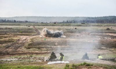 Lithuania Announces New Military Infrastructure Development Projects