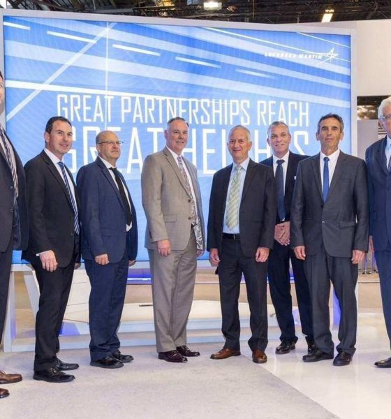 Lockheed Martin Team up with Rafael for Evaluating Potential SPICE Markets