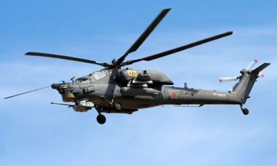 Mi-28UB First Test Flights Are a Fact