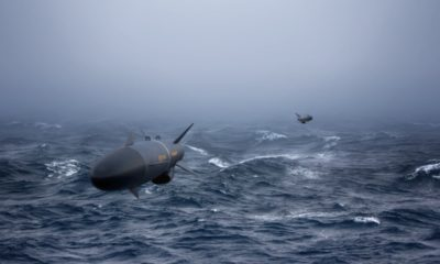 Saab Announces a New Anti-Ship Missile System RBS15 Gungnir