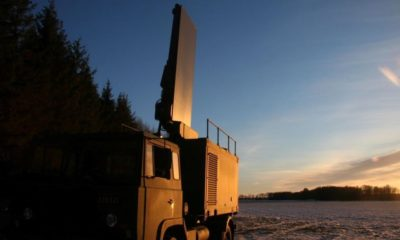 Saab Will Continue to Provide Logistical Support for the UK's Arthur System