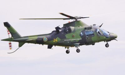 Saab's Helicopter 15 Support and Maintenance Contract is Prolonged