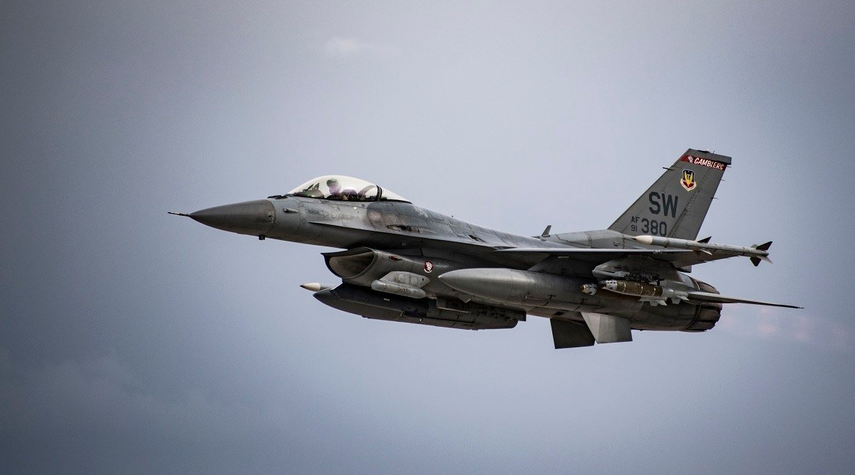Slovakia Has Decided to Replace its MiG-29s with F-16s