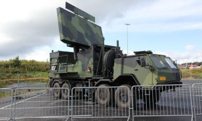 Thales Will Continue to Maintain the Finish Long-Range and Medium-Range Surveillance Radars