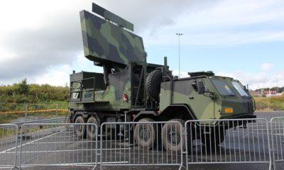 Thales Will Continue to Maintain the Finish Long-Range and Medium-Range Surveillance Radars