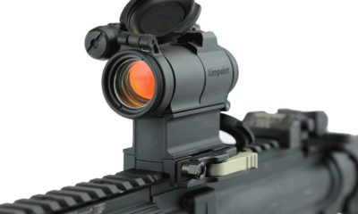 The Consortium Heckler&Koch France SAS/Aimpoint AB Awarded a CompM5 Sights Contract