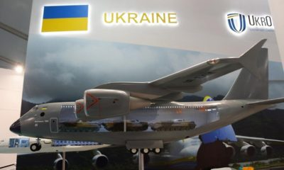 The Negotiations on An-188 Joint Production between Turkey and Ukraine Move Onwards