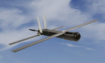 The US Army Will Operate Raytheon's Coyote UAVs