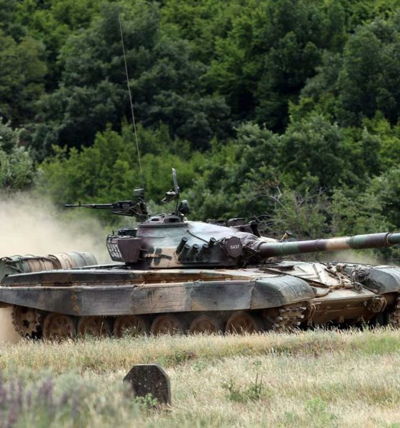 Bulgaria Will Pay About EUR 5 Million for Repair of Russian Т-72 Tanks