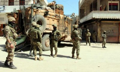 Four New Commando Brigades and Military Appointments in Turkey