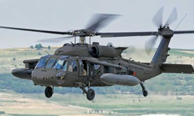 Latvia will Purchase Four US UH-60M Black Hawks