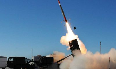 Patriot PAC-3 MSE Air Defense Missile System Breaks The Distance Record
