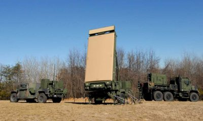 US Marines Received The First AN/TPS-80 Ground/Air Task-Oriented Radar