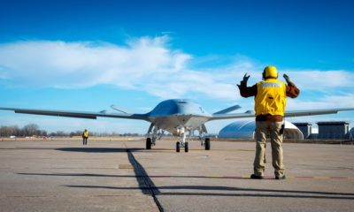 Boeing Receives a $805 million MQ-25 Contract from the US Navy