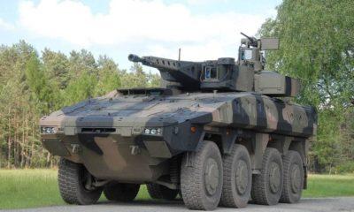 Rheinmetall Defence Australia Has Been Awarded a €2.1 billion Boxer CRV Contract
