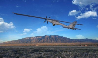 Silent Falcon's UAS Selected by DARPA to be Remotely Powered by a Laser in Tests