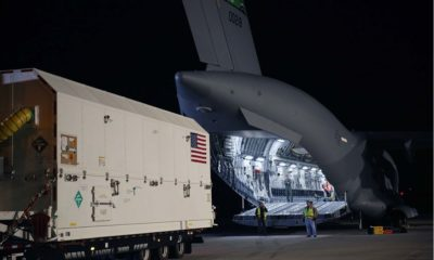 The First Advanced GPS III Satellite of the US Air Force Is Shipped for Launch