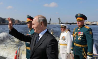 The Largest Russian Military Exercise since 1981 Is Scheduled for September 2018