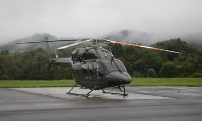 Two of Three Bell 429s Delivered to the Jamaica Defence Force