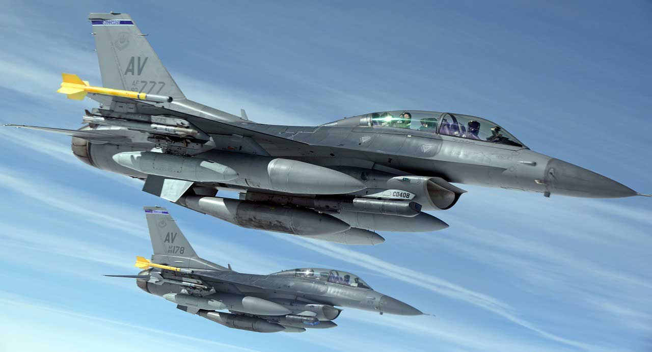 F-16 Block 72 Known as Viper Has Been Offered to Bulgaria