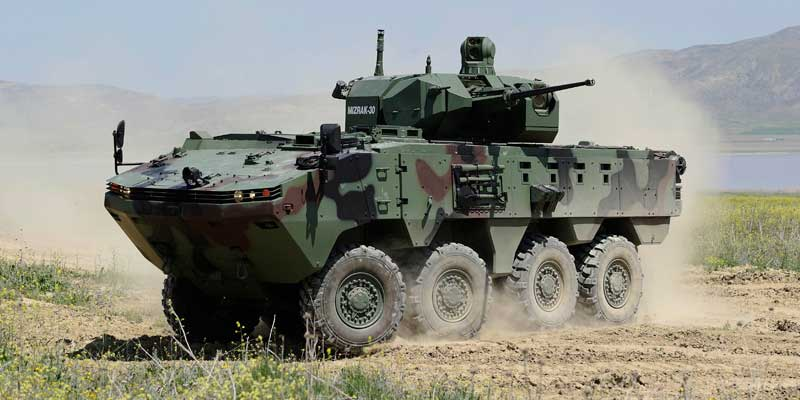 The Deals for New Armoured Vehicles Have a Higher Added Value for Bulgaria
