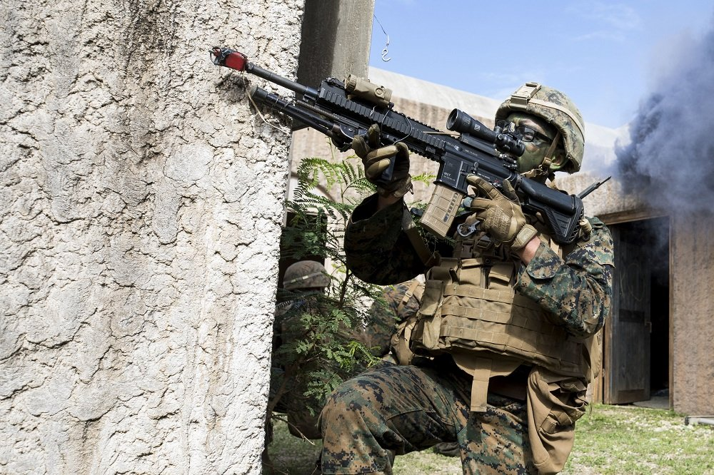 Hawaii Marines take the fight to MCTAB