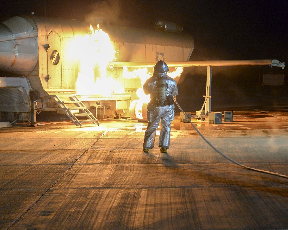 CLDJ live-fire exercise