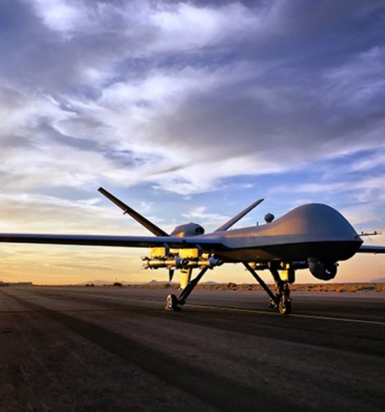 First Automated Landing of an MQ-9 Block 5 Completed by USAF